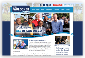 Kevin Faulconer for San Diego