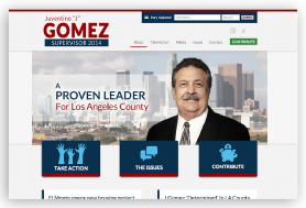 Gomez for Supervisor